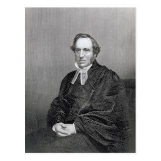 Richard Chenevix Trench, engraved by D.J Pound Postcard