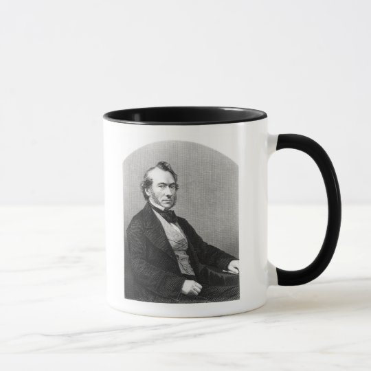 Richard Cobden Mug