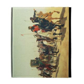 Richard Coeur de Lion en su manera a Jerusalén