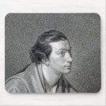 Richard Cumberland, grabado por James Hopwood Alfombrillas De Ratón