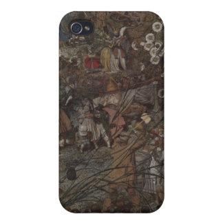 Richard Dadd's The Fairy Feller's Master-Stroke iPhone 4 Case