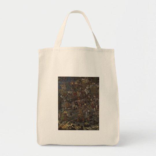 Richard Dadd's The Fairy Feller's Master-Stroke Tote Bag