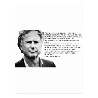 Richard Dawkins Tarjetas Postales