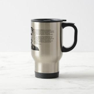 Richard Dawkins Travel Mug
