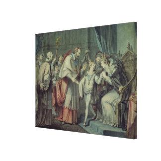 Richard, Duke of York Canvas Print