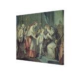 Richard, Duke of York Stretched Canvas Prints