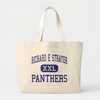 Richard E Strayer Panthers Middle Quakertown Canvas Bag