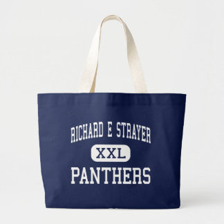 Richard E Strayer Panthers Middle Quakertown Tote Bag