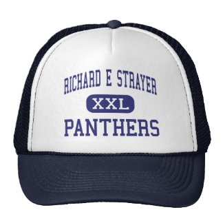 Richard E Strayer Panthers Middle Quakertown Trucker Hat