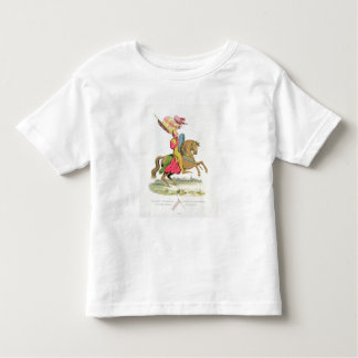 Richard Fitzhugh, Constable of Chester and Standar T Shirt