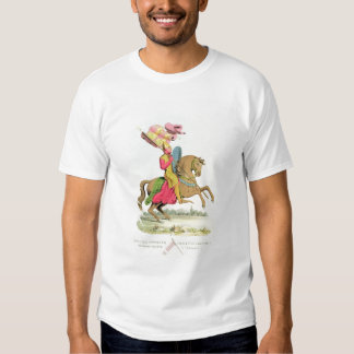Richard Fitzhugh, Constable of Chester and Standar Tee Shirt