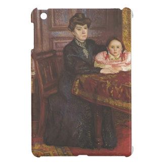 Richard Gerstl- Portrait of Matilda and Gertrude Cover For The iPad Mini