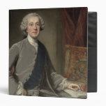 Richard Grenville, Earl Temple, c.1760 Vinyl Binder