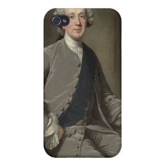Richard Grenville, Earl Temple, c.1760 Covers For iPhone 4