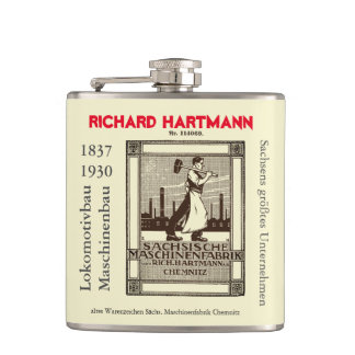 Richard Hartmann Flask