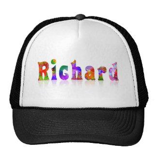 Richard Mesh Hats