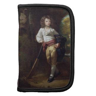 Richard Heber 1782 aceite en lona Planificadores