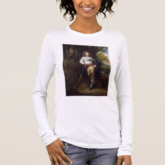 Richard Heber, 1782 (oil on canvas) Long Sleeve T-Shirt