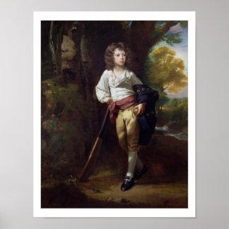 Richard Heber, 1782 (oil on canvas) Poster
