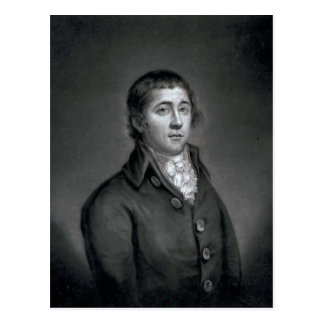 Richard Humphries, engraved by John Young, 1788 Postcard