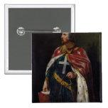 Richard I el rey de Lionheart de Inglaterra, 1841 Pins