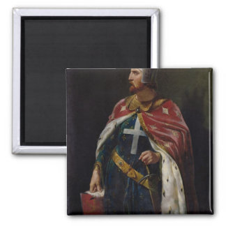 Richard I the Lionheart  King of England, 1841 Magnet