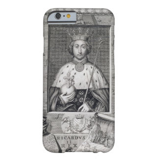 Richard II (1367-1400) King of England 1377-99, af Barely There iPhone 6 Case