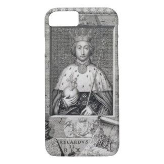 Richard II (1367-1400) King of England 1377-99, af iPhone 8/7 Case