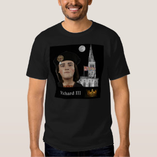 Richard III and Leicester Cathedral Shirt
