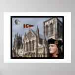 Richard III and York Minster Poster