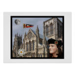 Richard III and York Minster Posters