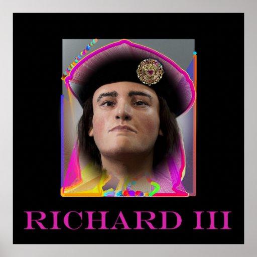 Richard III at Bosworth Field Poster