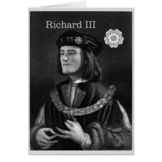 Richard III comes home at last! Greeting Card