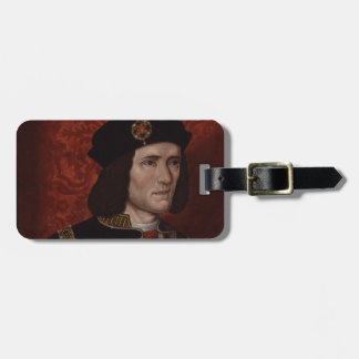 Richard III de Inglaterra Etiquetas De Maletas