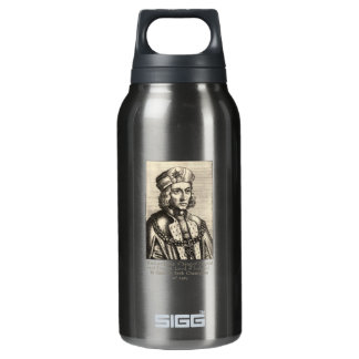 Richard III: Hide 'n Seek Champion 10 Oz Insulated SIGG Thermos Water Bottle