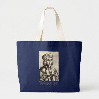 Richard III: Hide 'n Seek Champion Large Tote Bag