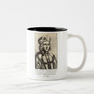 Richard III: Hide 'n Seek Champion Two-Tone Coffee Mug