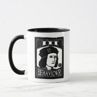 Richard III (House of York)- III Behaviour Mug