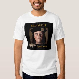 Richard III in the shadows T-shirt