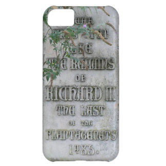 Richard III Memorial in Leicester, England Cover For iPhone 5C