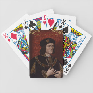 Richard III of England Bicycle Playing Cards