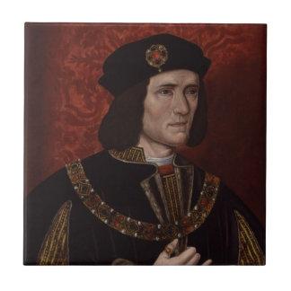 Richard III of England Ceramic Tiles