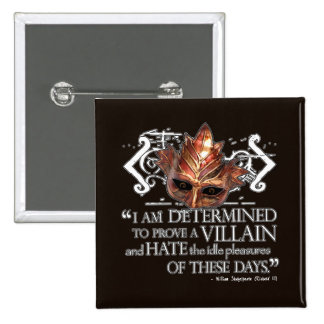 Richard III Quote Buttons