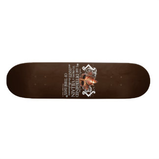 Richard III Quote Skateboard Deck