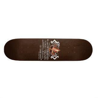 Richard III Quote Skateboard Deck
