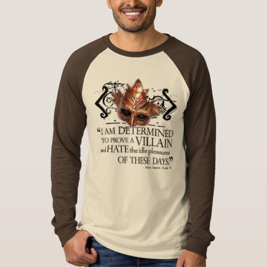 Richard III Quote T-Shirt