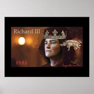 Richard III triumphant Poster