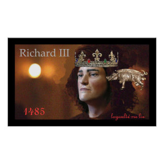 Richard III triunfante Impresiones