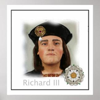 Richard III up close Poster