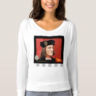 Richard III, York Rose and Candle T-shirt
